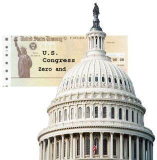 Pay Congress What It's Worth. Nothing.