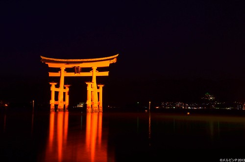 Itsukushima Shrine (Miyajima) (2013/02/10)