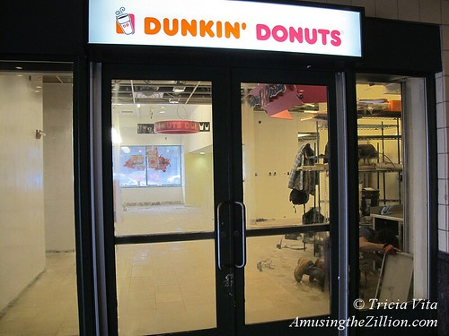 Dunkin Donuts Renovation