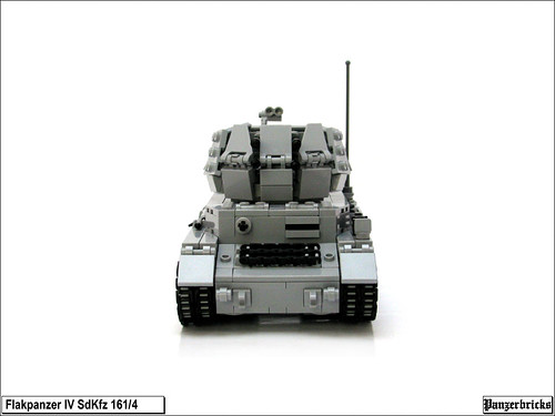Flakpanzer IV wirbelwind de Panzerbricks