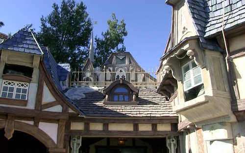 Fantasy Faire preview at Disneyland
