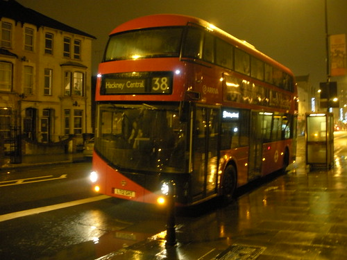 New Bus for London - New Routemaster