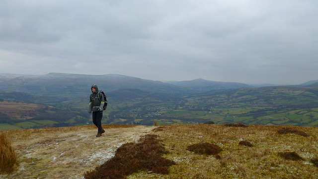 Tor y Foel, Sugar Loaf, Black Mountains