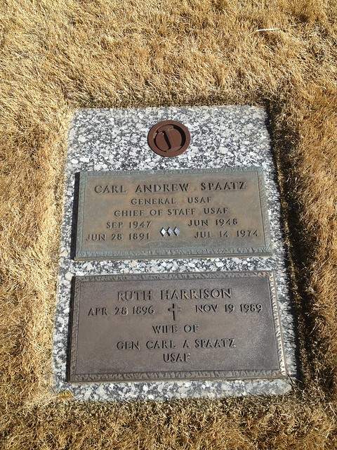 Picture from the USAF Cemetery