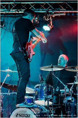 Allan Rodger & BJ Genten / Mia Moth