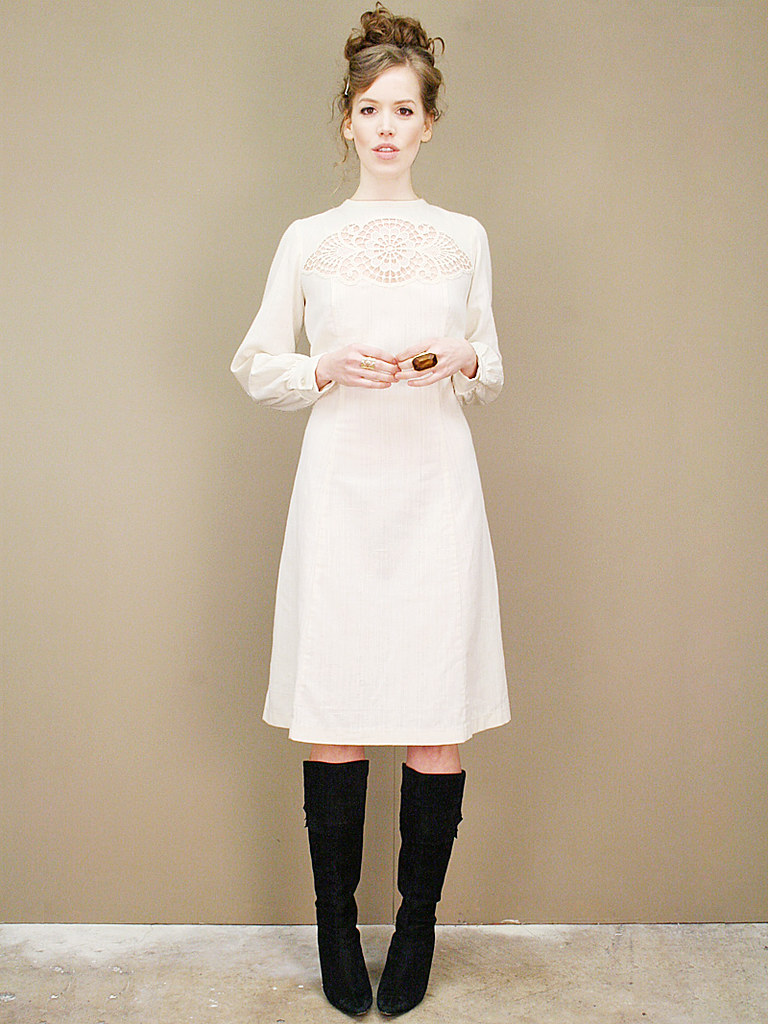 white-vintage-dress-with-crochet-inset-1