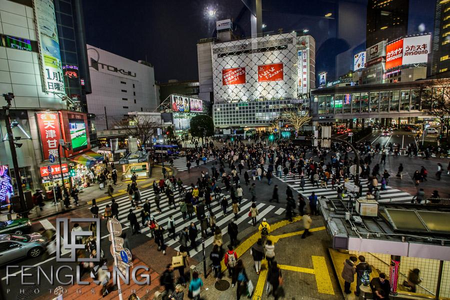 Shibuya | Japan Trip 2013
