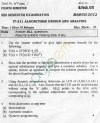 DTU: Question Papers 2012 - 4 Semester - Mid Sem - IT-211