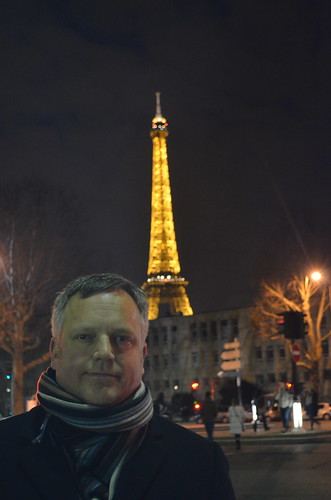 Big D and the Tour Eiffel