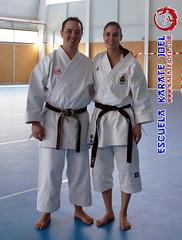 Lucia Roces con Joel Díaz Pousada
