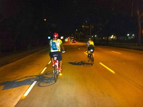 NTU Bike Rally (130km, 3rd March 2013)
