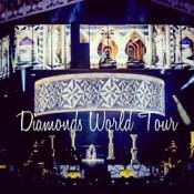 @badgalriri #Rihanna #Live #Concert #Unapologetic #Diamonds #Tour #DWT #RocstarShit #G4L #Stage #Amazing #Rockstar