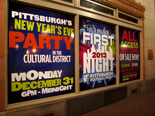 First Night Pittsburgh 2013