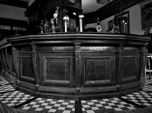 the halt bar