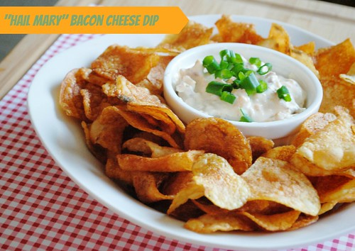 Hail Mary Bacon Cheese Dip| Licious Food