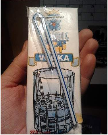 Romania box vodka