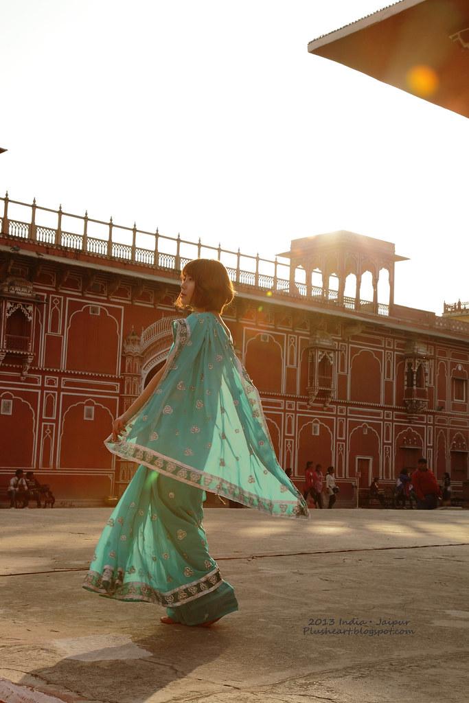 ▌India ▌ Jaipur ‧ Hello Miss India!