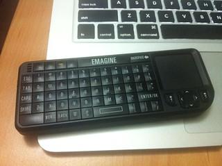 EMAGINE mini wireless keyboard