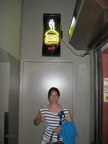 secret hamburger place
