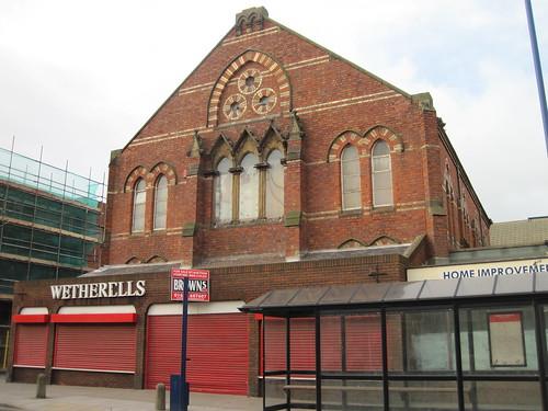Redcar, Wesleyan Chapel
