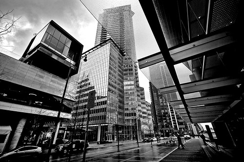 Vancouver Downtown Core