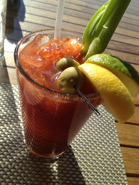 Bloody mary - Escena Lounge & Grill