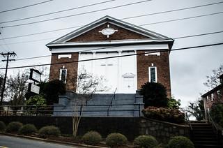 Holmes Memorial Church