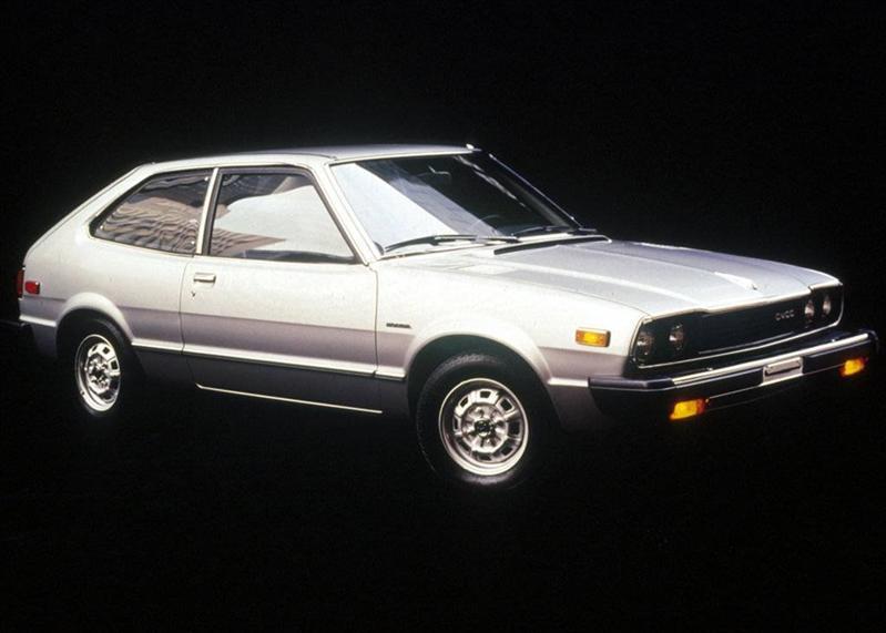Honda accord 1ª Generación