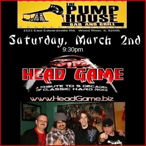 Head Game 3-2-13