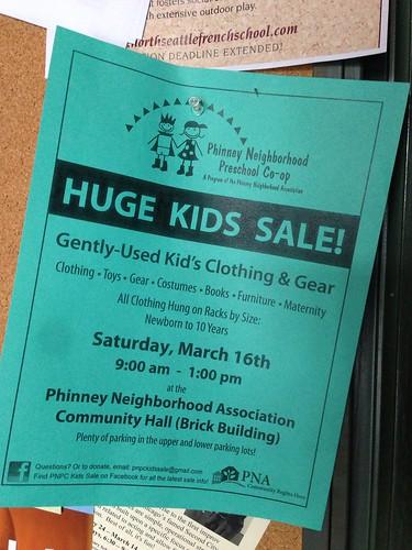 Huge kids for sale!