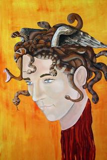 Medusa Me Detail Head