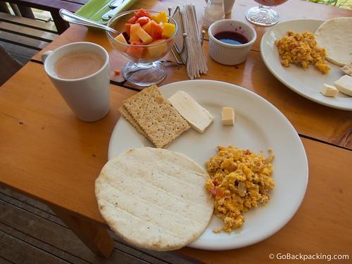 desayuno tipico santa elena