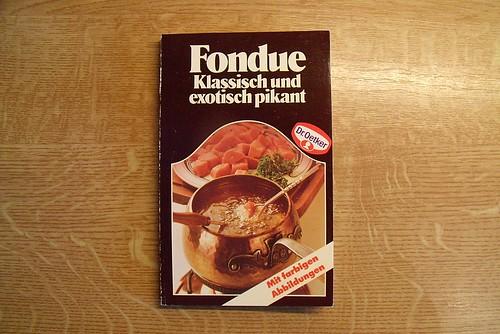 Fondue Klassisch und exotisch pikant