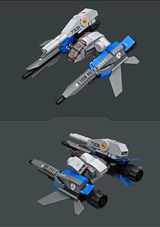 """MATSF-5000E """"Gun Pack"""""""