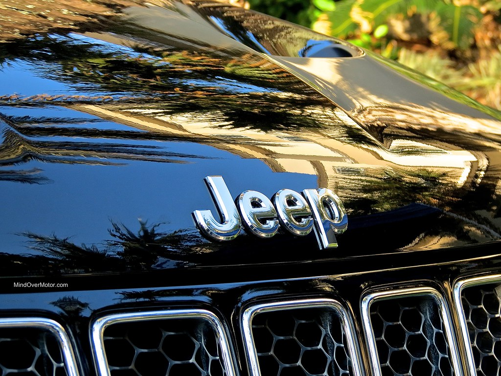 2014 Jeep Grand Cherokee SRT-8