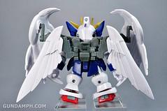 SDGO Wing Gundam Zero Endless Waltz Toy Figure Unboxing Review (15)