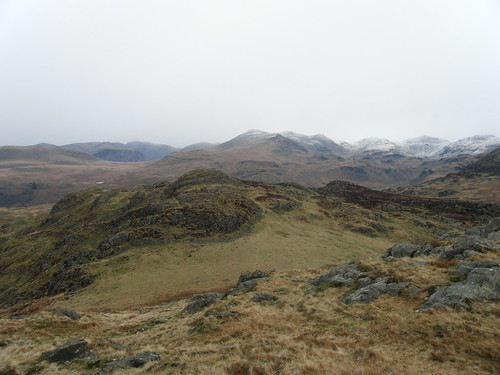 Green Crag view