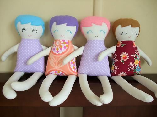 Rag Dolls (5)