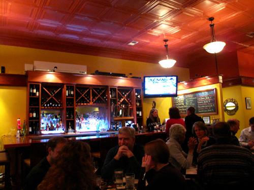 Restaurant Week - Dinner at Pino's