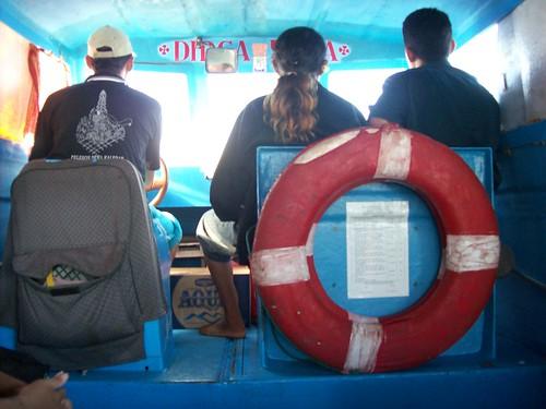 Juru Mudi Boat