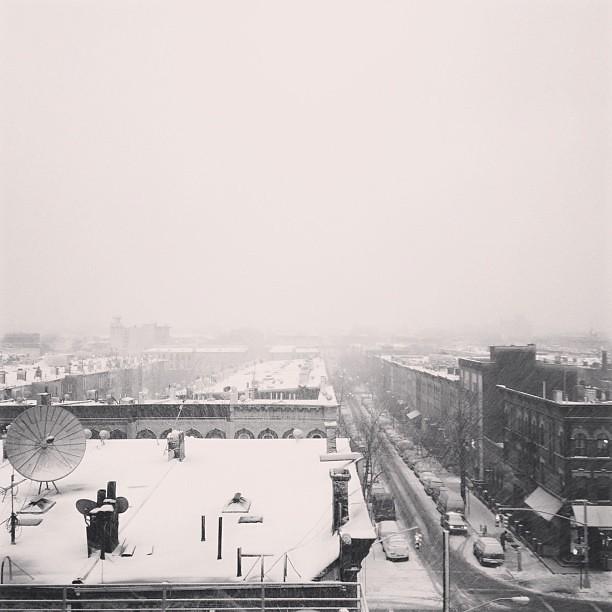 #snowmageddon: phase dos