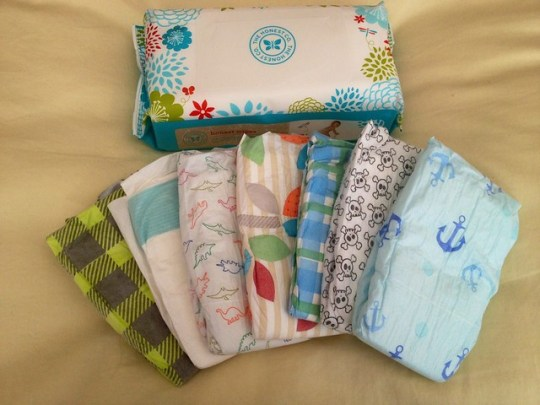 baby boy diaper bundle
