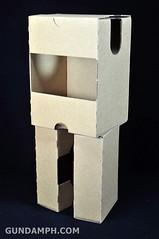 Big Scale Danboard Cardboard Assembling Kit Review (49)