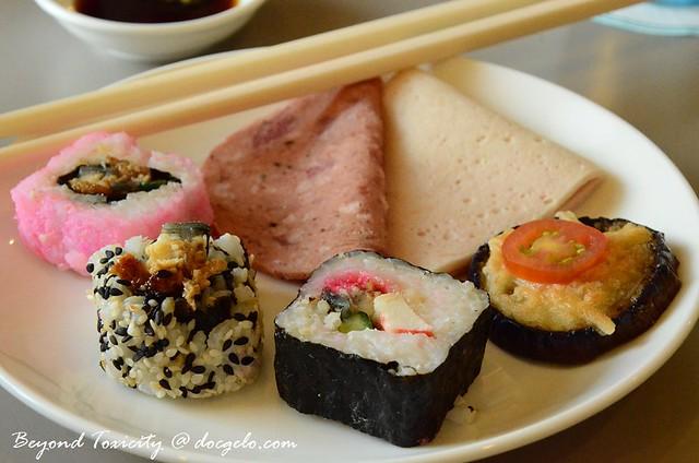 japanese food, eastin hotel penang