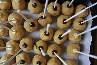 Cake Pops: Bereit für den zweiten Tiefkühlgang