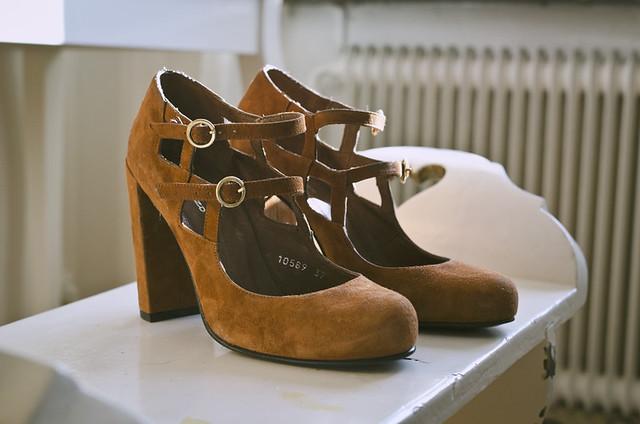 Jag har köpt ett par nya skor. Har gått och suktat efter dessa från Rizzo i  snart två år men inte kunnat rättfärdiga priset 3d23b0694f92c
