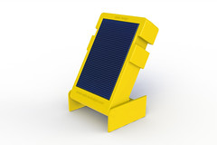 Waka waka solar light