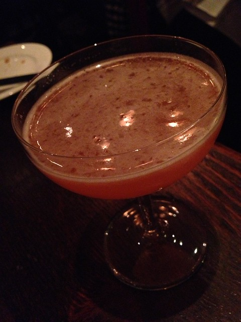 Briar Patch cocktail - Wayfare Tavern