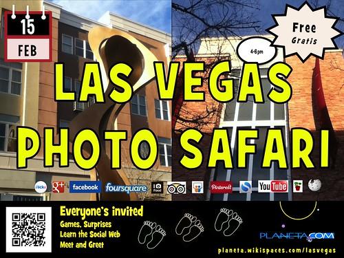 Las Vegas Photo Safari 02.2013