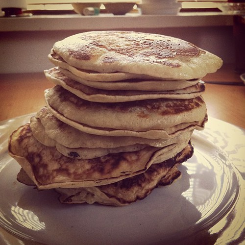 This! #sunday #pancakes #getinmybelly